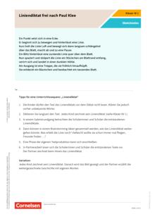 Klexer: Kritzeln erwünscht! Sketchnotes unterstützen Merkfähigkeit und Lernen - Kopiervorlagen