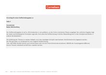 Sally - Stoffverteilungsplan für Baden-Württemberg - 4. Schuljahr