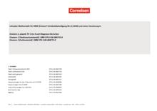 Einstern - Synopse für Nordrhein-Westfalen - Band 2
