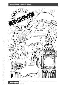 Access - Access English Challenge - London - Arbeitsblatt