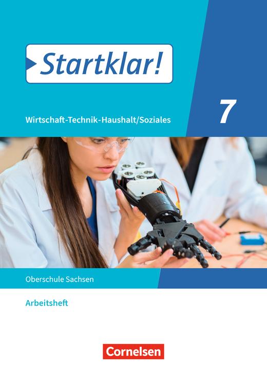 Startklar! - Lösungen zum Arbeitsheft - 7. Schuljahr