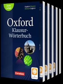 Oxford Klausur-Wörterbuch - Ausgabe 2018