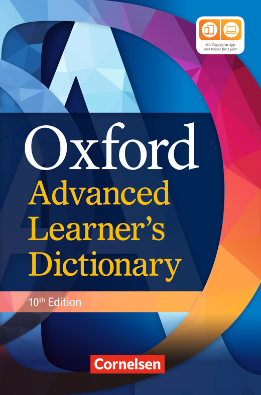 Oxford Advanced Learner's Dictionary - Wörterbuch (Festeinband) mit Online-Zugangscode - B2-C2