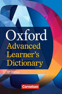 Oxford Advanced Learner's Dictionary - Wörterbuch (Festeinband) - B2-C2