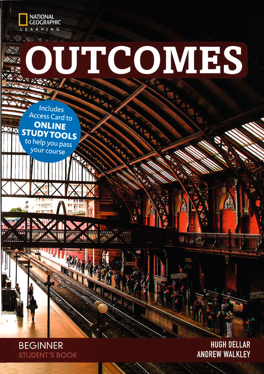 Outcomes - Student's Book (with Printed Access Code) + DVD - A0/A1.1: Beginner