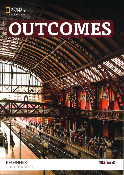 Outcomes - Teacher's Book + Audio-CD - A0/A1.1: Beginner