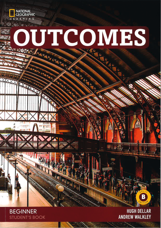 Outcomes - Student's Book (Split Edition B) + DVD - A0/A1.1: Beginner