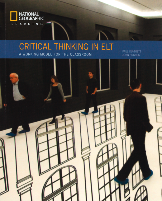 Critical Thinking in ELT - A working model for the classroom - Buch