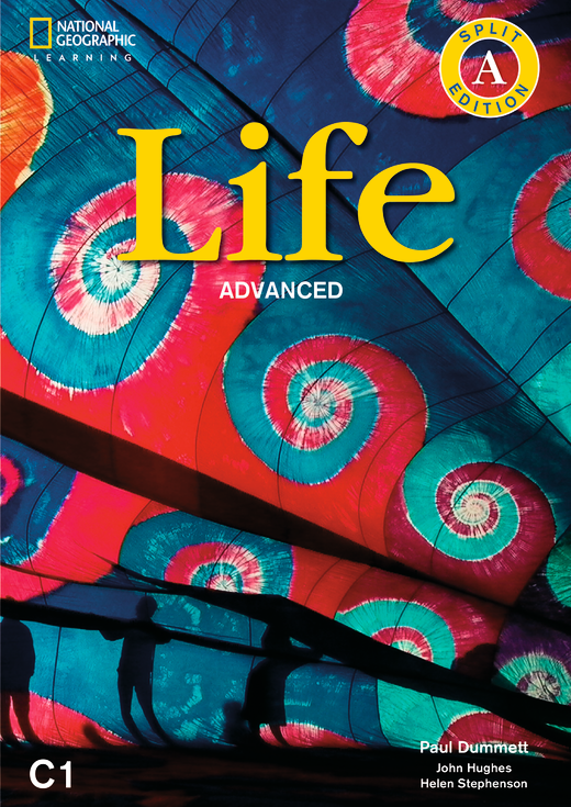 Life - Student's Book and Workbook (Combo Split Edition A) + DVD-ROM - C1.1/C1.2: Advanced