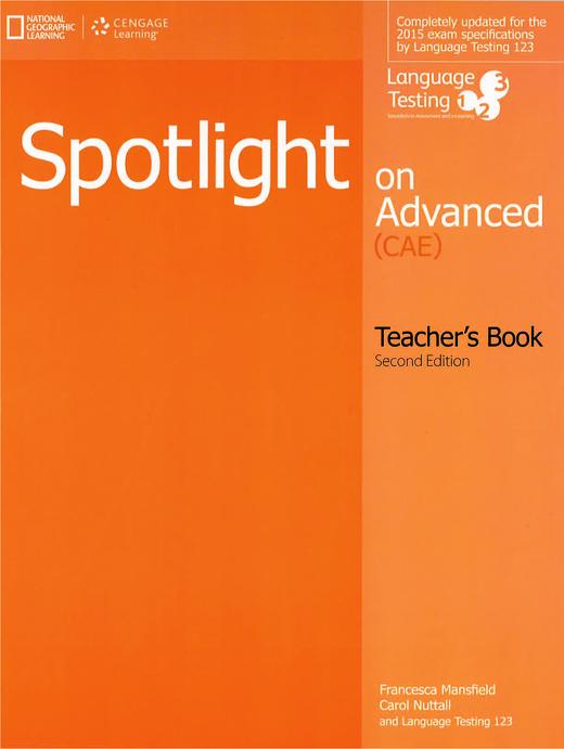 Spotlight - Teacher's Book