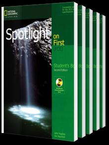 Spotlight - Spotlight on First (FCE)