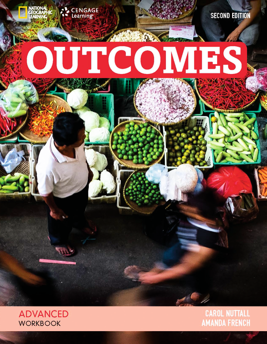 Outcomes - Workbook + Audio-CD - C1.1/C1.2: Advanced