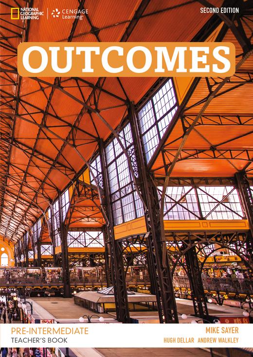 Outcomes - Teacher's Book + Audio-CD - A2.2/B1.1: Pre-Intermediate