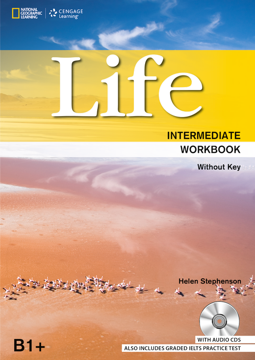 Life - Workbook + Audio-CD - B1.2/B2.1: Intermediate