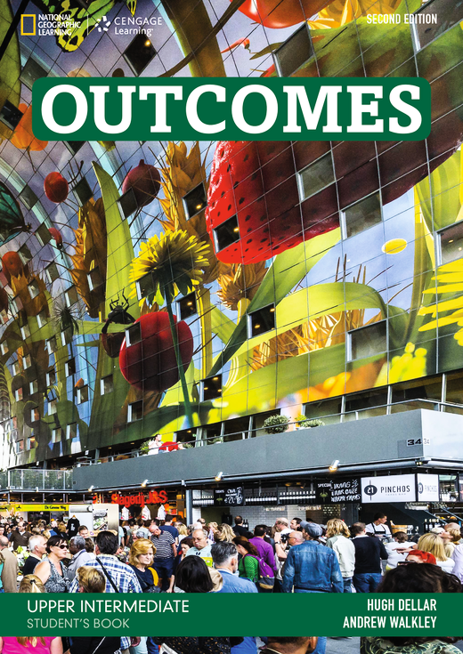 Outcomes - Student's Book + DVD - B2.1/B2.2: Upper Intermediate