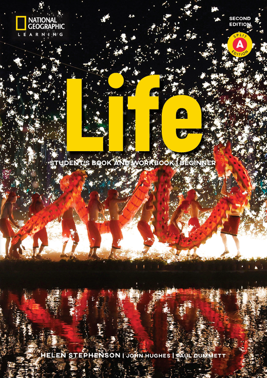 Life - Student's Book and Workbook (Combo Split Edition A) + Audio-CD + App - A0/A1.1: Beginner