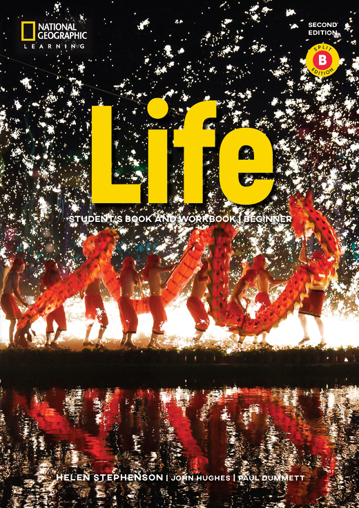 Life - Student's Book and Workbook (Combo Split Edition B) + Audio-CD + App - A0/A1.1: Beginner