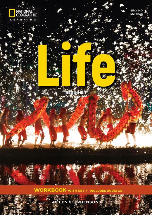 Life - Workbook + Audio-CD + Key - A0/A1.1: Beginner