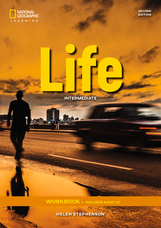Life - Workbook + Audio-CD - B1.2/B2.1: Intermediate