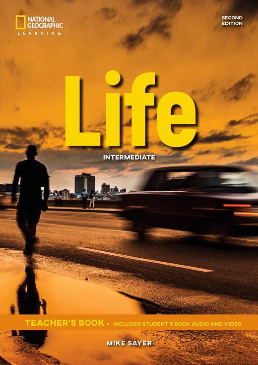 Life - Teacher's Book + Audio-CD + DVD - B1.2/B2.1: Intermediate