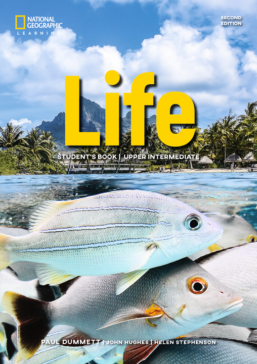 Life - Student's Book + App - B2.1/B2.2: Upper Intermediate