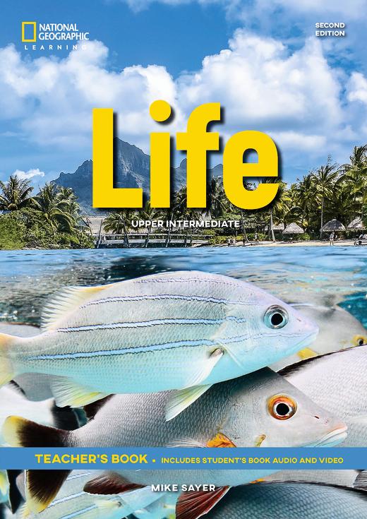 Life - Teacher's Book + Audio-CD + DVD - B2.1/B2.2: Upper Intermediate