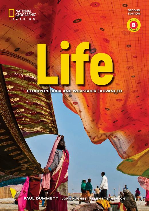 Life - Student's Book and Workbook (Combo Split Edition B) + Audio-CD + App - C1.1/C1.2: Advanced