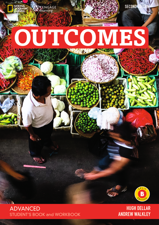 Outcomes - Student's Book and Workbook (Combo Split Edition B) + Audio-CD + DVD-ROM - C1.1/C1.2: Advanced