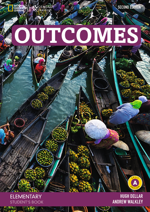 Outcomes - Student's Book (Split Edition A) + DVD - A1.2/A2.1: Elementary
