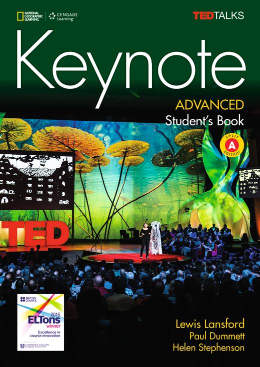 Keynote - Student's Book (Split Edition A) + DVD - C1.1/C1.2: Advanced