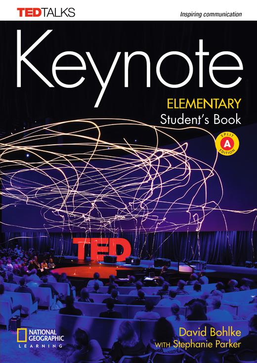 Keynote - Student's Book (Split Edition A) + DVD - A1.2/A2.1: Elementary
