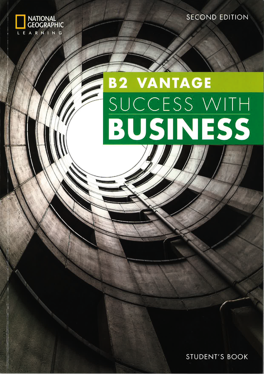 Success with Business - Student's Book - B2 - Vantage