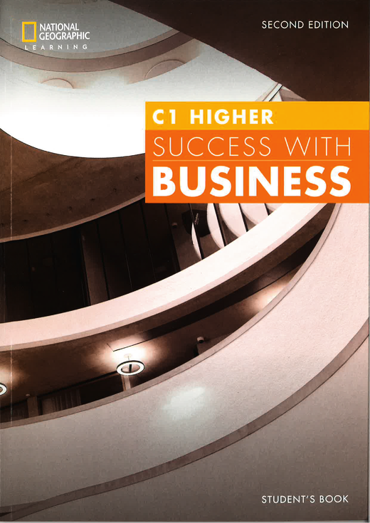 Success with Business - Student's Book - C1 - Higher