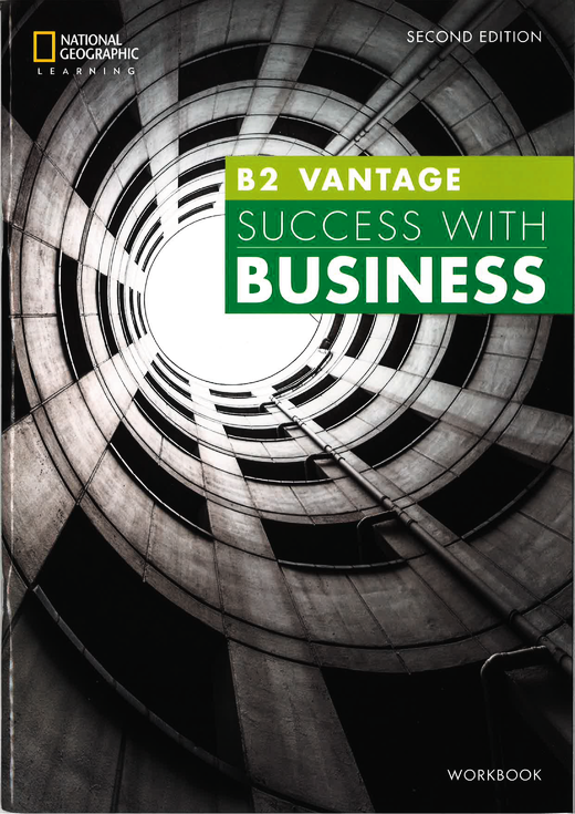 Success with Business - Workbook - B2 - Vantage