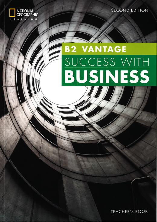 Success with Business - Teacher's Book - B2 - Vantage