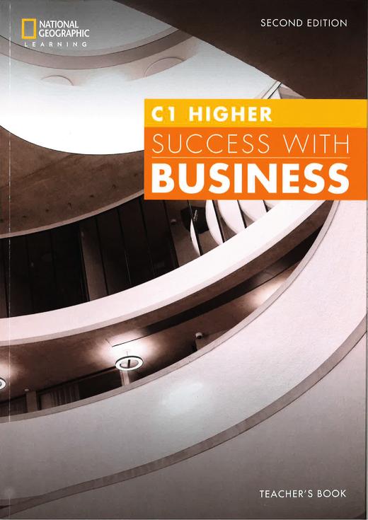 Success with Business - Teacher's Book - C1 - Higher