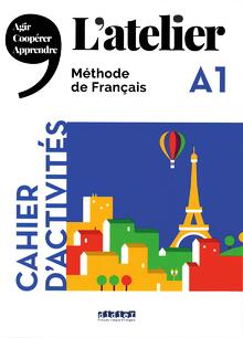 L'Atelier - Cahier d'activités mit MP3-CD - A1
