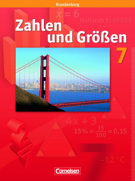 Zahlen und Größen - Schülerbuch - 7. Schuljahr