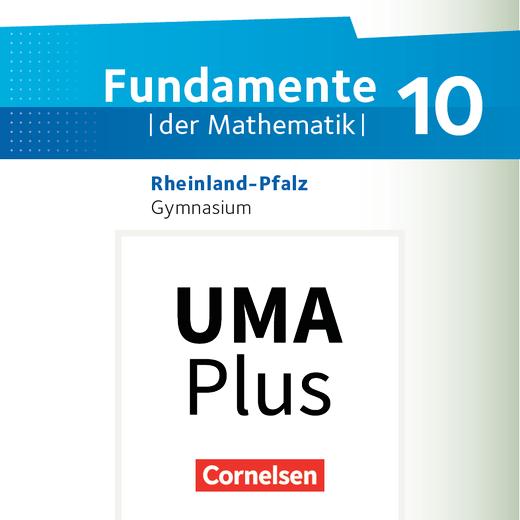 Fundamente der Mathematik - Unterrichtsmanager Plus online - 10. Schuljahr