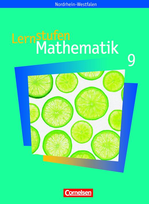Lernstufen Mathematik - Schülerbuch - 9. Schuljahr