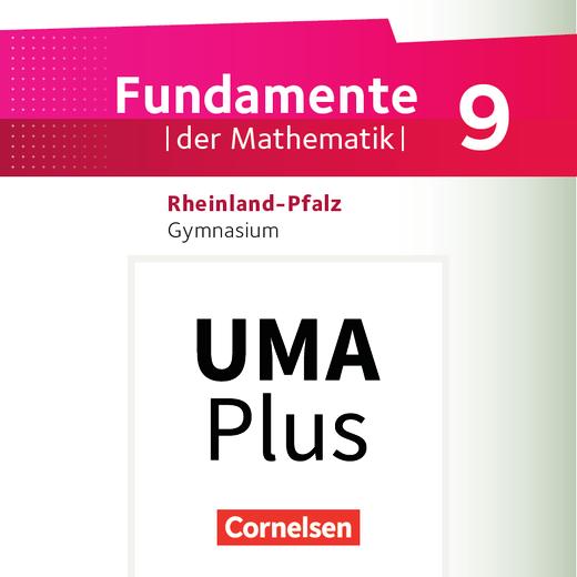 Fundamente der Mathematik - Unterrichtsmanager Plus online - 9. Schuljahr