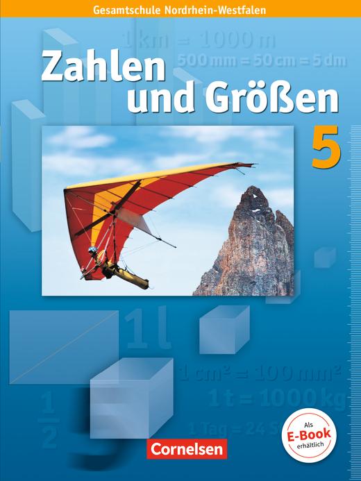 Zahlen und Größen - Schülerbuch - 5. Schuljahr