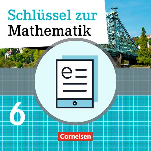 Schlüssel zur Mathematik - Schülerbuch - Lehrerfassung als E-Book - 6. Schuljahr