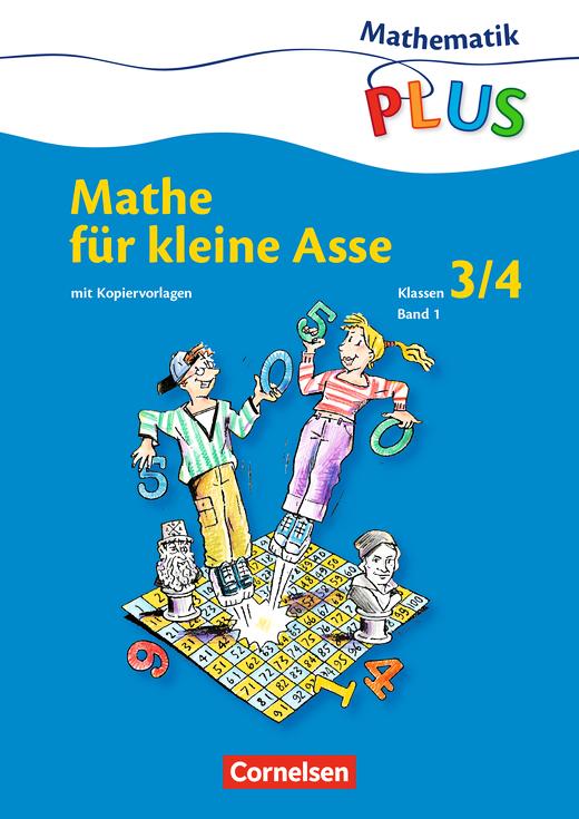 Mathematik plus - Grundschule - Kopiervorlagen (Band 1) - 3./4. Schuljahr