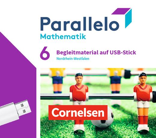 Parallelo - Unterrichtsmanager Plus auf USB-Stick - 6. Schuljahr