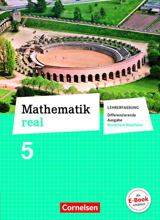 Mathematik real - Schülerbuch - Lehrerfassung - 5. Schuljahr