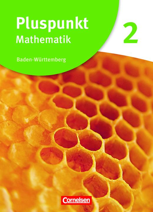 Pluspunkt Mathematik - Schülerbuch - Band 2