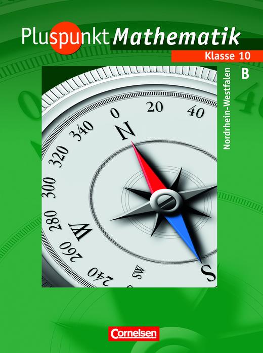 Pluspunkt Mathematik - Schülerbuch - Typ B - 10. Schuljahr