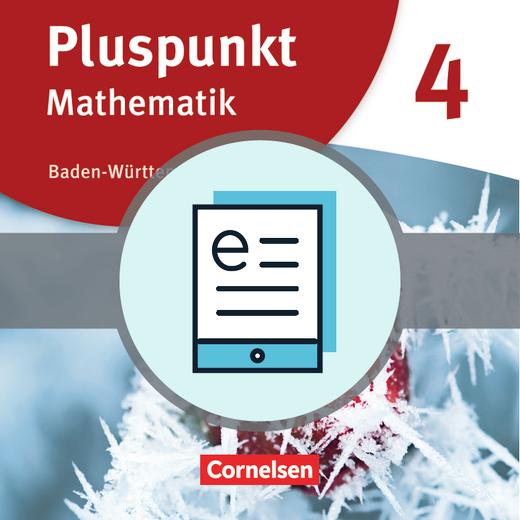 Pluspunkt Mathematik - Schülerbuch als E-Book - Band 4