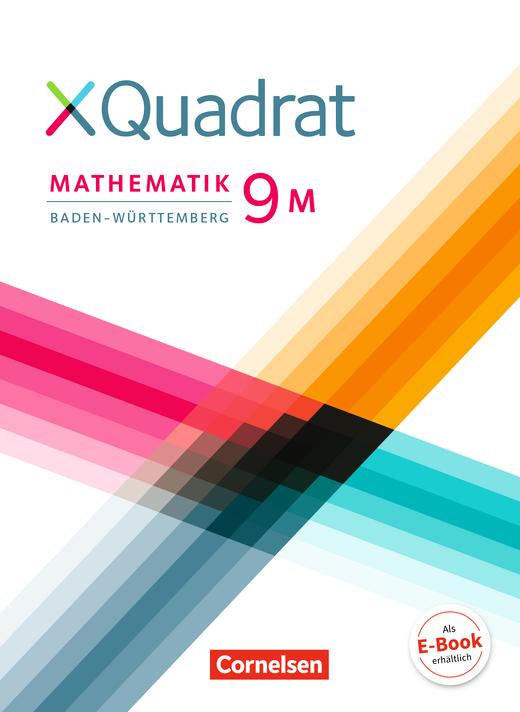 XQuadrat - Schülerbuch - 9. Schuljahr